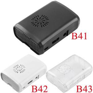 Image 5 - 2018 חדש מקורי פטל Pi 3 דגם B + בתוספת לוח + גוף קירור + כוח מתאם AC כוח Supply.1GB LPDDR2 Quad Core WiFi & Bluetooth