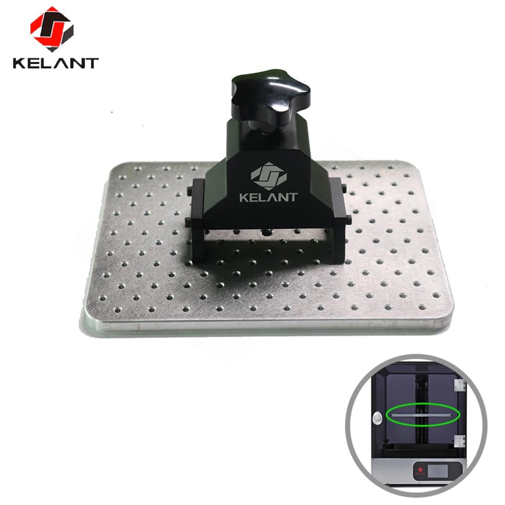 Kelant плюс ЖК дисплей DLP 3D принтеры s 8,9 дюймов 2 K лазерной 3D принтеры большой Фотон УФ смолы SLA Light вылечить 192*120*200 мм impresora diy kit - 5