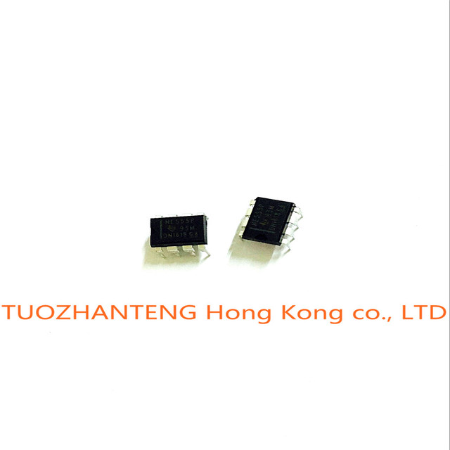 Free Shipping 20PCS/LOT New NE555 NE555P NE555N 555 Timers DIP-8 TEXAS