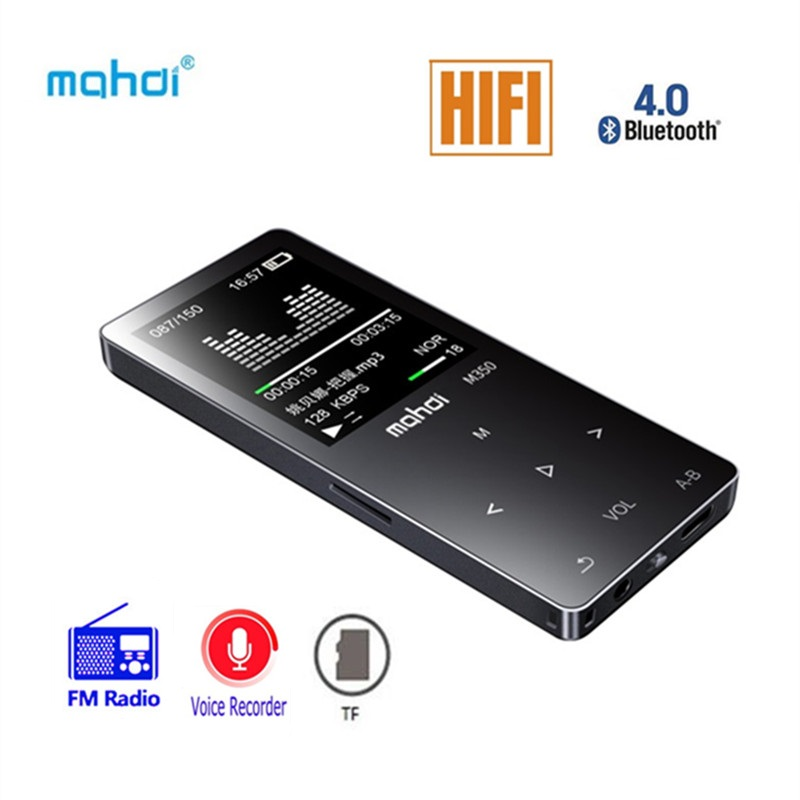 HD Touch Screen 8gb MP4 MP5 Player With Speaker Av Out Game E-Book 5 Inch FM Radio Recorder Mini Music