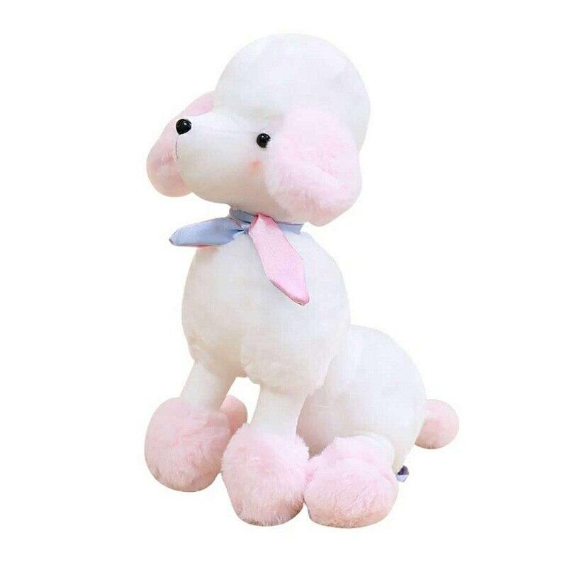 Stuffed animals plush soft kawaii girlfriend gift Lovely poodle dog doll stuffed doll cute child doll children's birthday gift