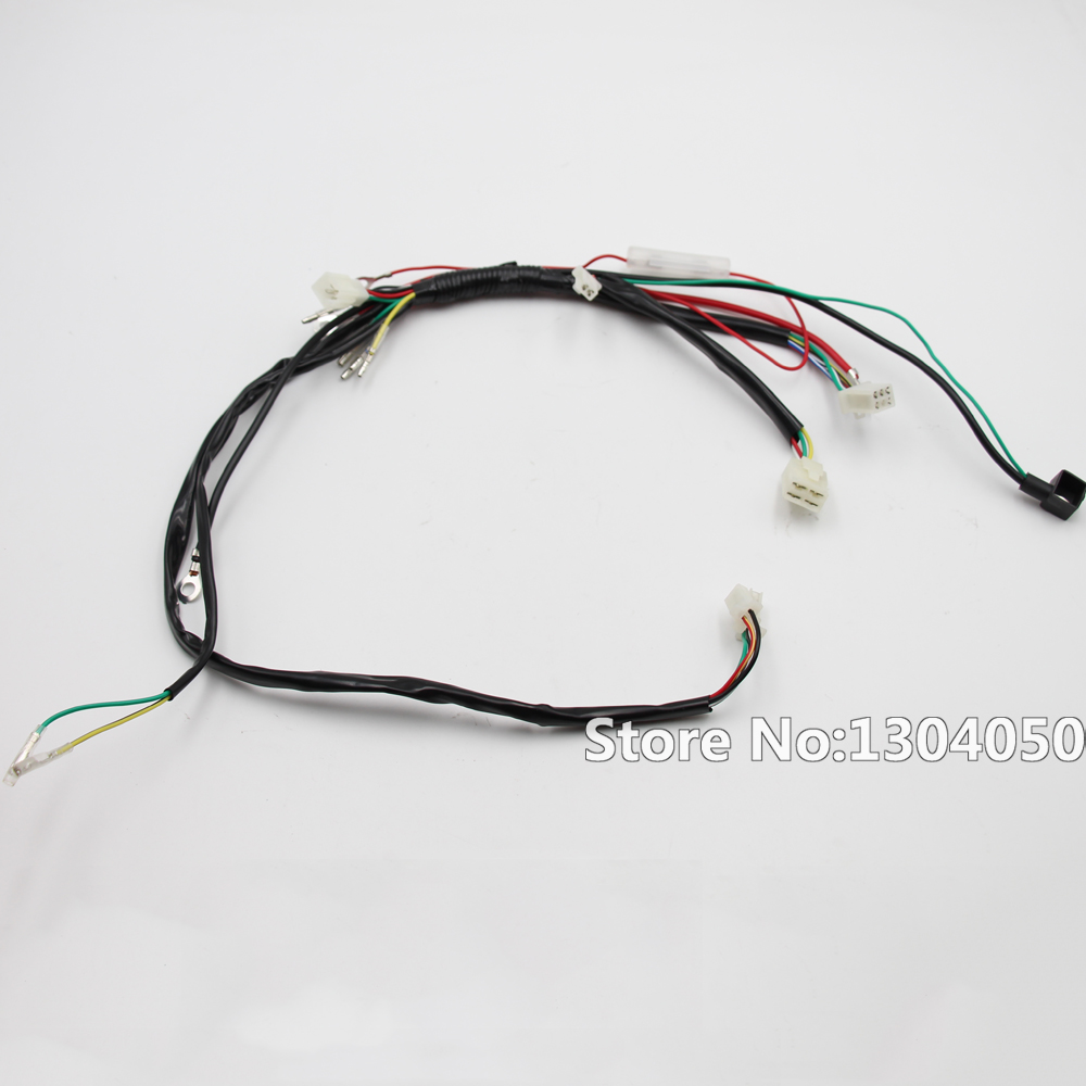 Mini Bike Wiring Harness - Wiring Diagram Ops Wall Wire Harness Cket on