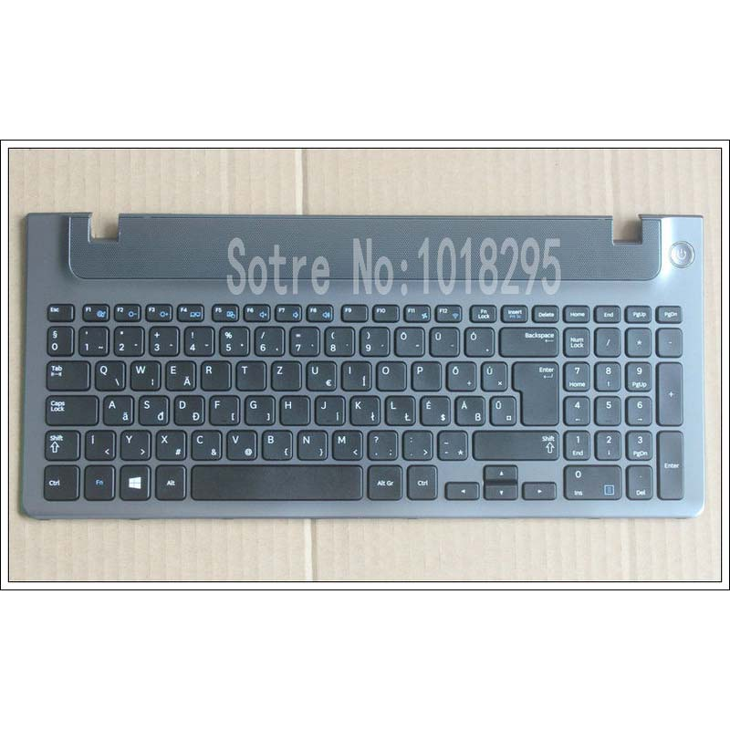 все цены на  New Hungarian laptop keyboard for samsung 355V5C 350V5C 355 V5X HU keyboard layout with frame  онлайн