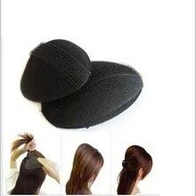 2 szt. Łatwe oplatanie włosów księżniczka stylizacja włosów puszysta gąbka uszczelniająca zwiększona stylizacja włosów styl ubieranie uroda makijaż szybka kok