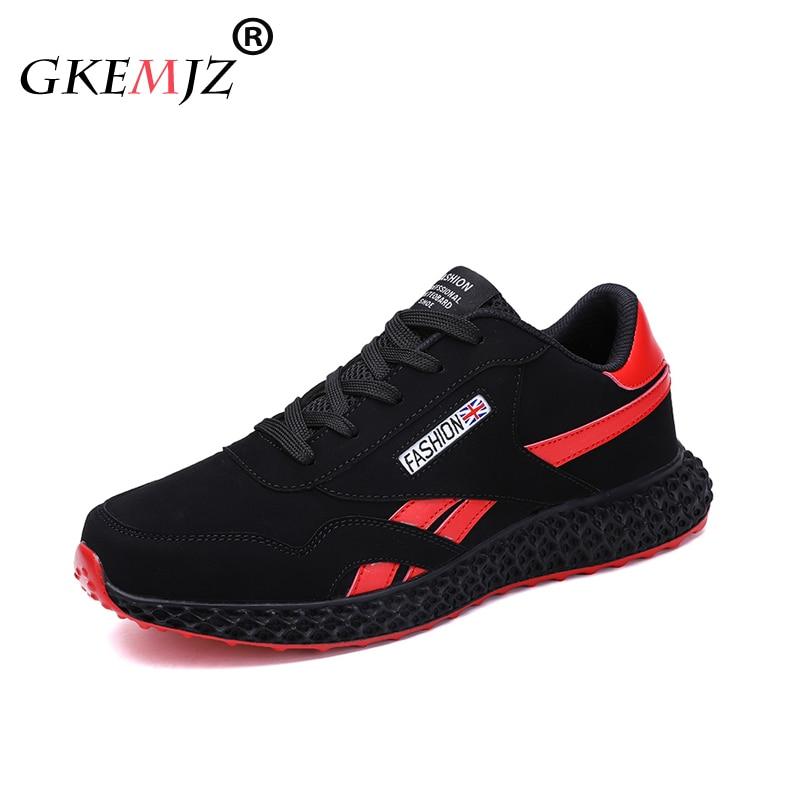 Gkemjz Black Big Casuais Sapatos Gold Novo Luz Confortável 44 black 39 black Red 2019 White Size vF1rFp