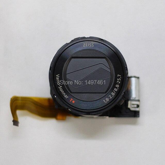 Новый Оригинальный зум-объектива блок без ПЗС для SONY DSC-RX100M3; RX100III; RX100-3 RX100M4 RX100IV RX100-4 Цифровая камера