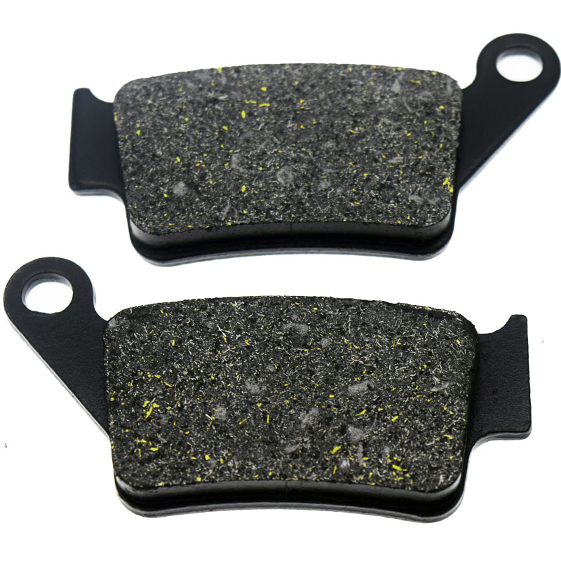 Motorcycle Rear Brake Pads For BENELLI BX Enduro BX 570 Motard CCM 404 E DS Supermoto Trail CMX 450 FS 644 DS R30 R35 FT35 S P10