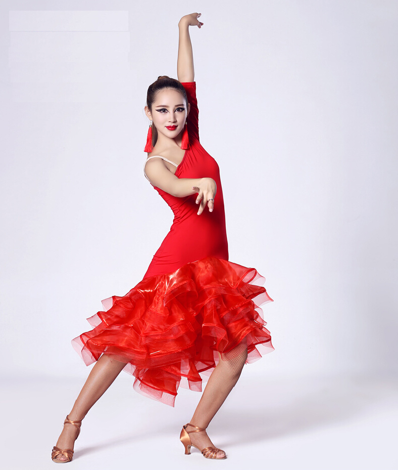 latin dance dresses for girls - photo #44