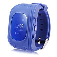 Crianças de Segurança Anti Perdido Localizador de Posicionamento GPS Tracker Q50 À Prova D' Água Relógio Inteligente Garoto De Emergência SOS Android IOS