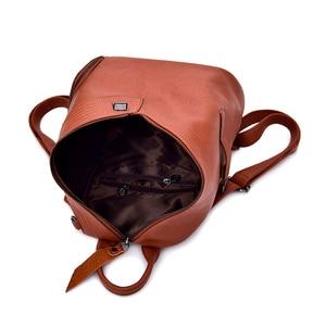 Image 5 - 2019 Designer Backpacks Brand Travel Shoulder Bag Female Backpack For Girls Sac a Dos Vintage Bagpack Ladies Mochilas Back Pack