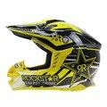 2016 Профессиональный Мотокросс Шлем Rockstar Бренд Мотоциклов Capacete Каско Гонки шлем