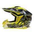 2016 Professional Motocross Helmet Rockstar Brand  Motorcycle Capacete Casco Racing Casque