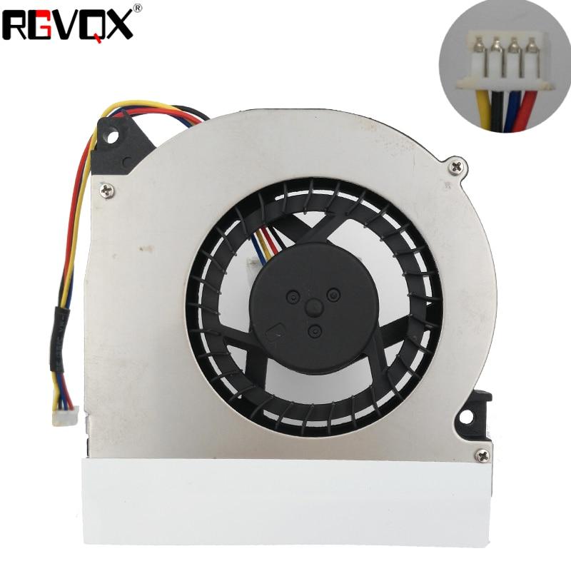 Купить с кэшбэком New Laptop Cooling Fan For LENOVO IdeaPad Y510 Y530 PN:KDB0705HA BFB0705HA CPU Cooler/Radiator