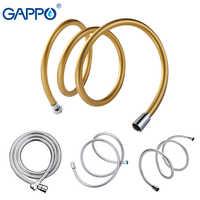 GAPPO 1pc haute qualité 1.5m Flexible tuyau de douche tuyau de plomberie accessoires de salle de bain tuyau d'eau G41/42/43/46/47/47-6