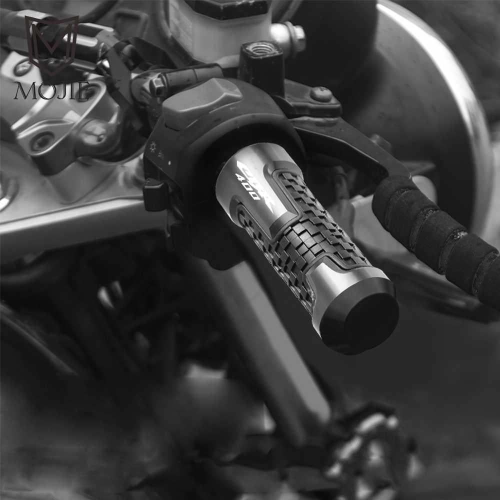 """7/8 """"22 Mm Pegangan Setang Sepeda Motor Pegangan Sepeda Motor untuk Honda CBR400 CBR 400 NC23 NC29 1986-1994 1987 1988 1989 1990"""