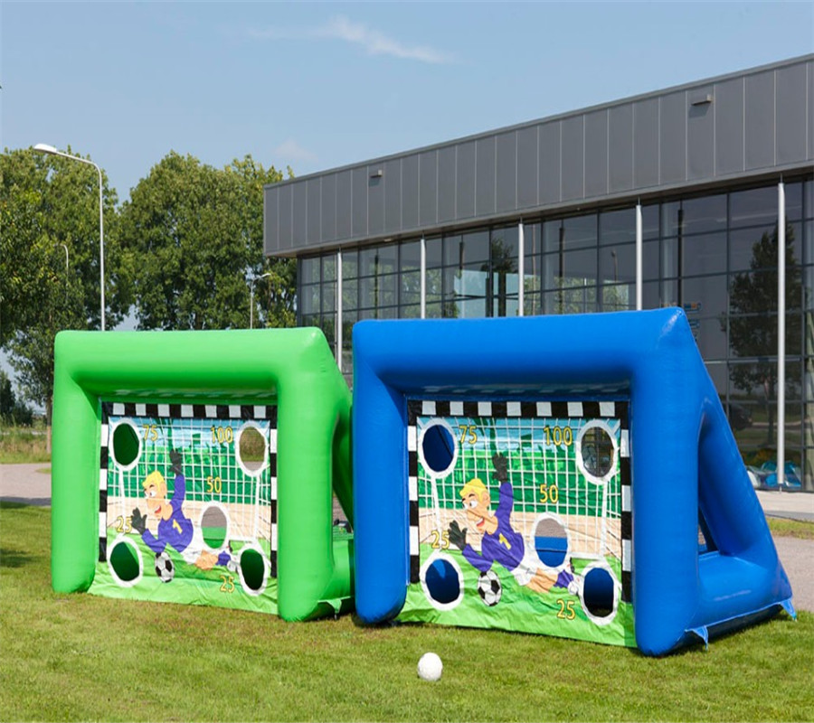 Low Price High Quality Inflatable Sports Product Inflatabel Soccer Goals For Sale