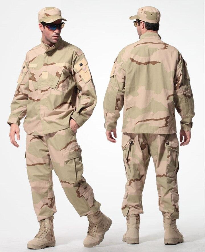 Militaire tactique chemise + pantalon multicam uniformes cp camouflage uniforme en gros militaire armée uniforme pour chasse guerre jeu cs - 5