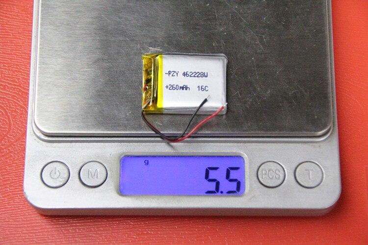 3.7v battery li-ion
