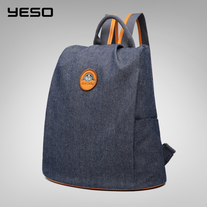 YESO 2019New Fashion Women Backpack Multifunction Travel Bagpack Female High Quality Oxford School Bag for Ladies