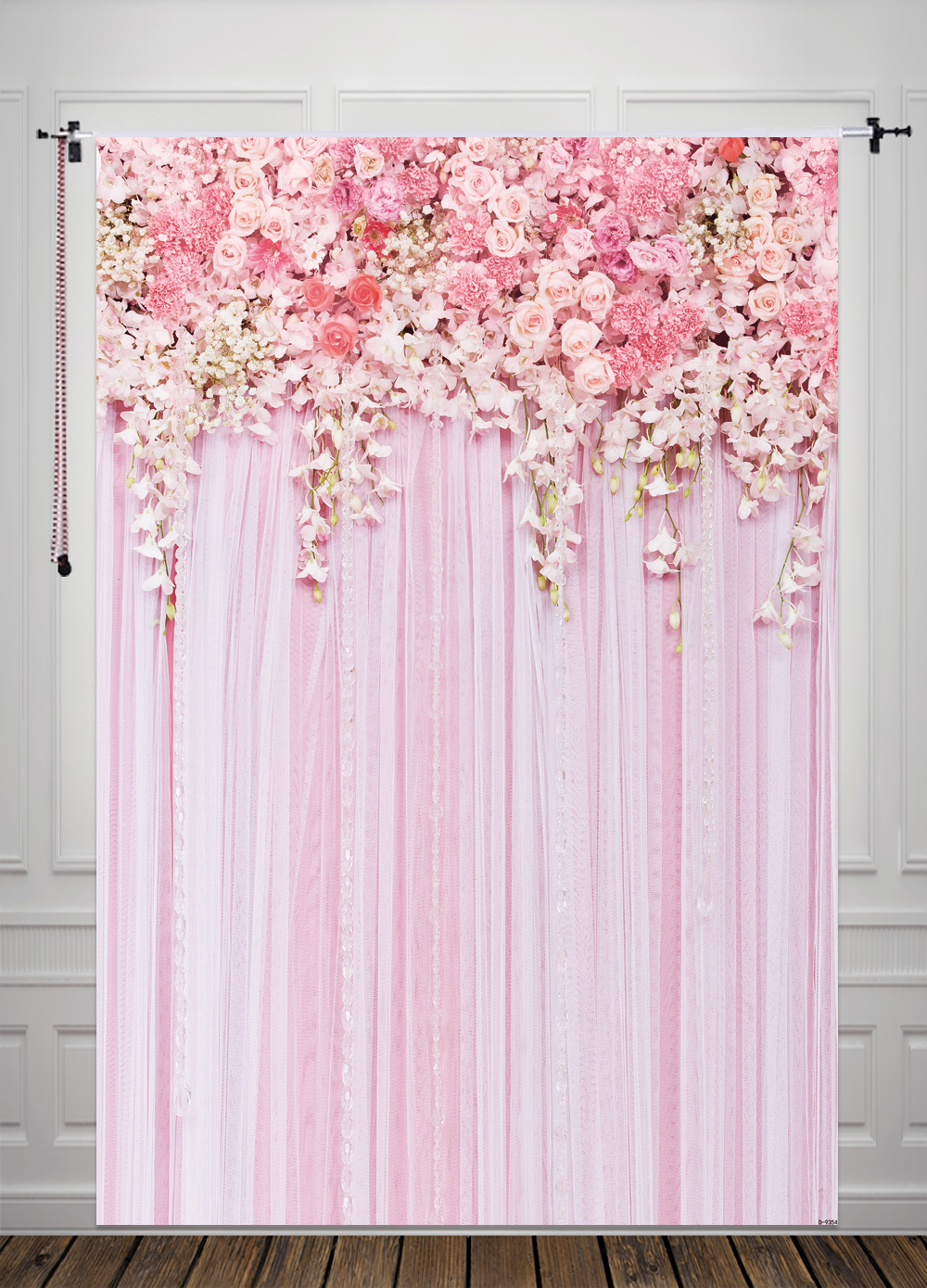 Aliexpress buy huayi pink flowers background for wedding aliexpress buy huayi pink flowers background for wedding newborn backdrop photography background for studio prop vertical d 9354 from reliable pink mightylinksfo