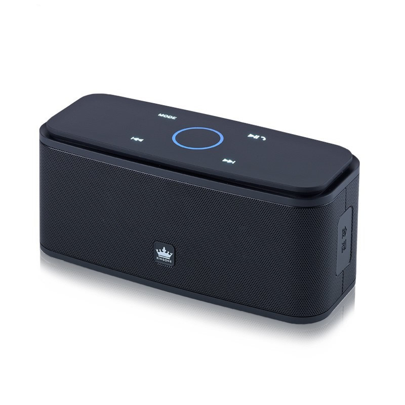 100 % Original KINGONE F8 Multifunction Stereo Bluetooth Speaker Sound Box Super bass TF Card MP3 Player Handsfree Loud speaker original box uk gec 807 vt60 sound super single price