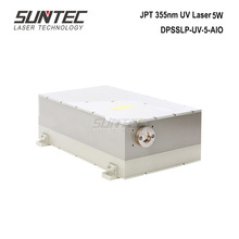 Suntec JPT 355nm UV Laser 5W Module Source Generator Solid State Water Cooling for DPSSLP-UV-5-AIO