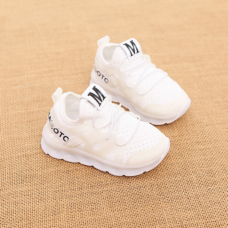 Kids Boy Girl Shoes LED Light Up Shoes Glowing Sneakers Luminous Sole Sneakers For Children High Quality