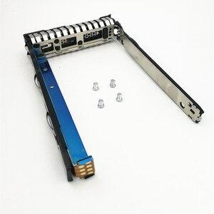 Image 4 - 10 حزم 651687 001 G8 2.5 بوصة Gen8 القرص الصلب صينية/العلبة/قوس ل Gen8 DL380 360 160 385 ، شحن مجاني