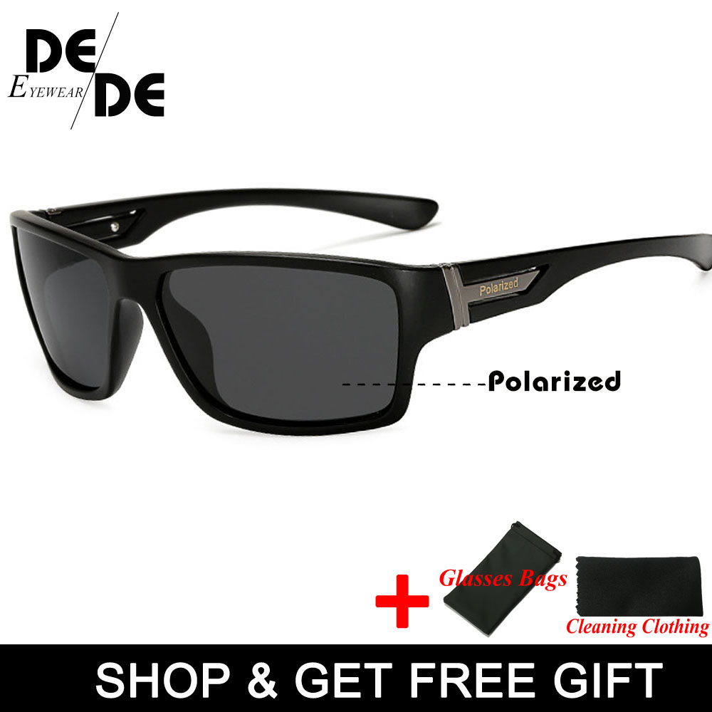 Hot Sale Night Vision Sunglasses Fashion Polarized Night Driving Enhanced Light At Rainy Cloudy Fog Day with box in Men 39 s Sunglasses from Apparel Accessories