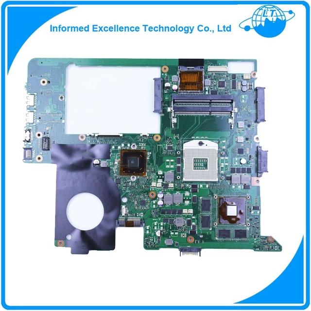 Para asus n76vj n76vb n76vz n76vm n76v rev: 2.2 madre del ordenador portátil 2g probado completamente y trabajo perfecto