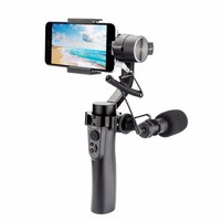 Zhiyun SMOOTH Q 3 Axis Handheld Gimbal Stabilizer For Smartphone Action Camera Phone Portable IPhone X
