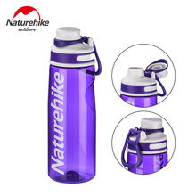 Naturehike Portable 145g Lightweight 700ml Sports Bottle Outdoor Bicycle Running Hiking Water Bag NH19S005