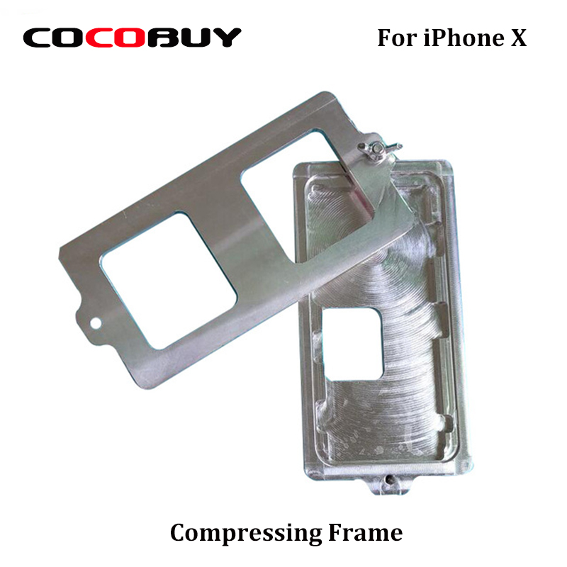 Novecel Mould For Compressing Frame For IPhone X