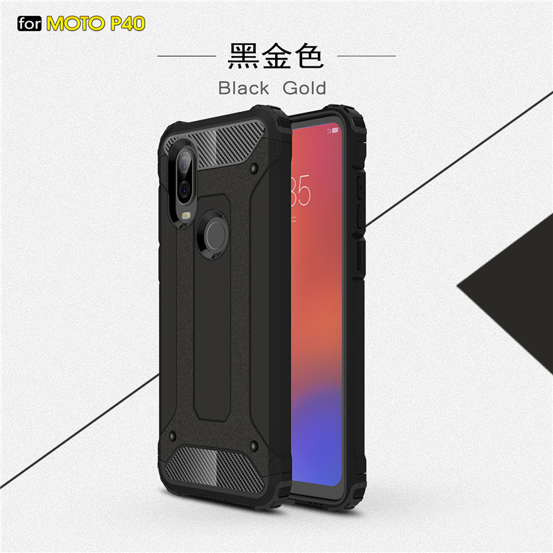 For Motorola MOTO P40 Case Shockproof Armor Rubber Havey Duty Phone Case For Motorola P40 Cover For Motorola P40 Case Youthsay