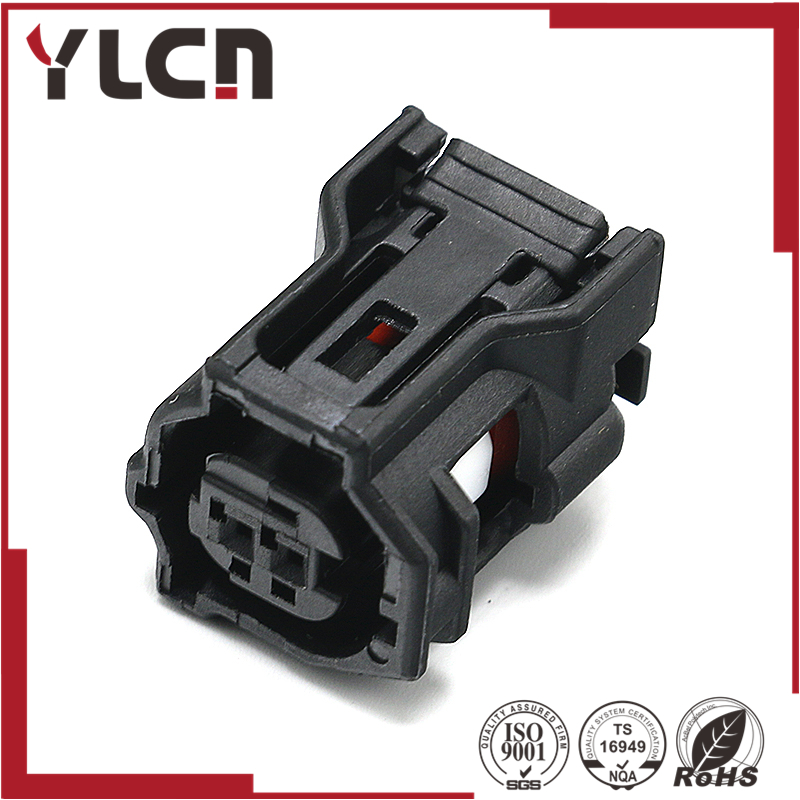 Free Shipping 2 pin SumitomoTS series ABS Wheel Speed Sensor female connector Toyota 6189-1161 free shipping oe 8971323071 abs good quality front right sensor wheel speed for isuzu