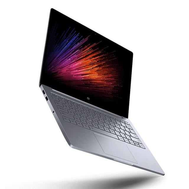 Original 13.3 Inch Xiaomi Mi Notebook Air Fingerprint Recognition Intel Core i7 CPU 8G ram 256G SSD Windows 10 Laptop