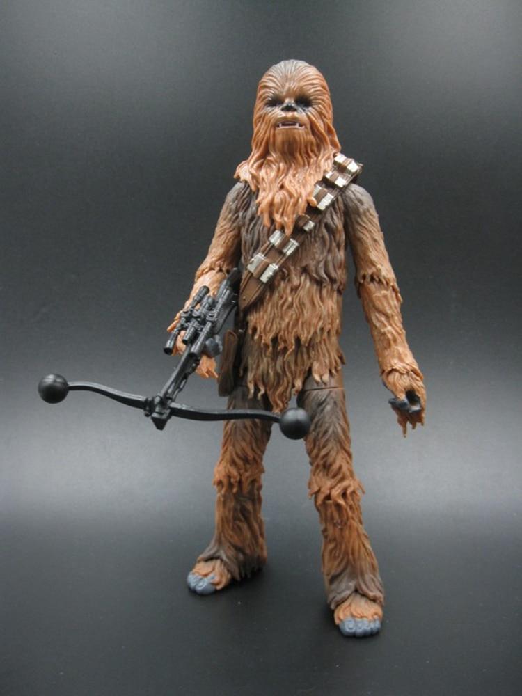 1/6  6 inch Action Figure STAR WARS  New Hope Chewbacca Y0994 nichijou 6