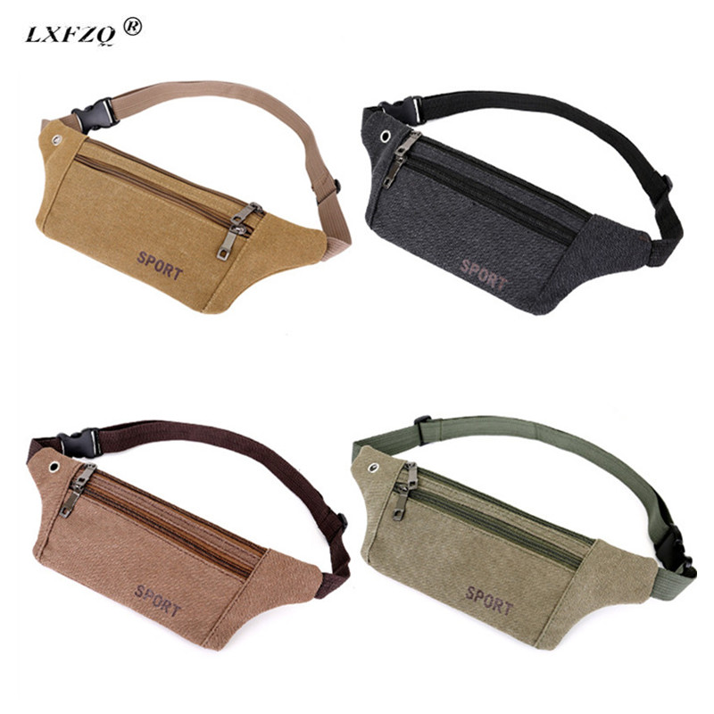 men's belt fanny pack belt bag women's waist bag NEW female banana women's bags handbags on the belt female belt shoulder bag