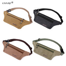 men's belt fanny pack belt bag women's waist bag NEW female banana women's bags handbags on the belt female belt shoulder bag(China)