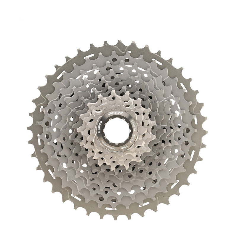 Shimano XTR M9000 11 Speed Cassette MTB Mountain Bike Freewheel Carbon+Steel material lauxjack mountain bike steel itself 24