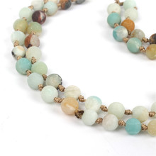 Natural Stones Beads Necklace