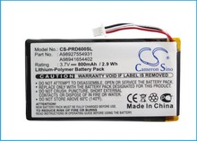 Cameron Sino 800mAh Battery Sony A98927554931 A98941654402 for Sony PRS-600 PRS-600/BC PRS-600/RC покрывало prs 143