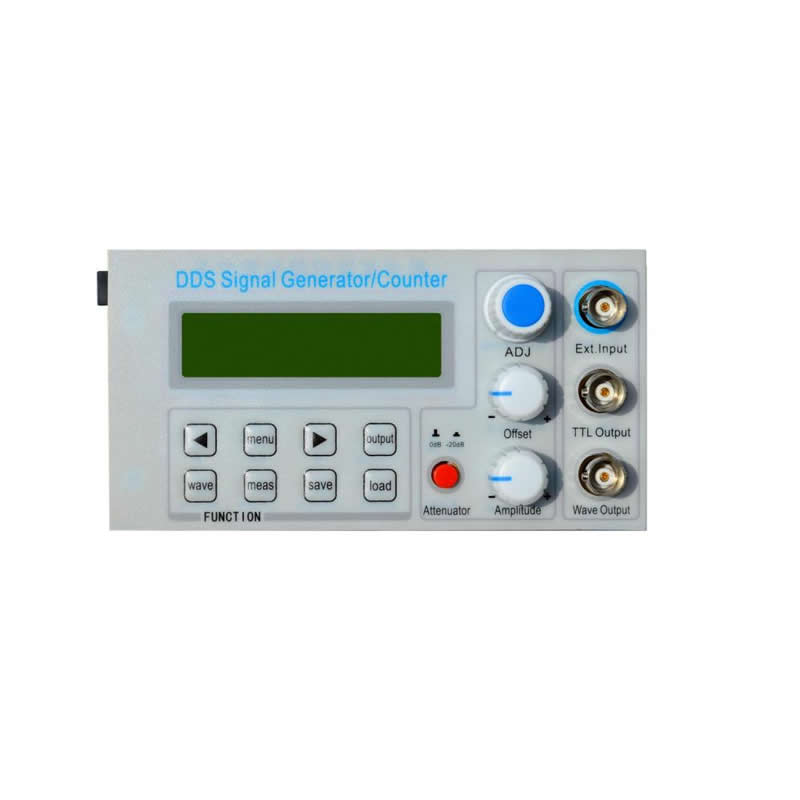 SGP1000S embedded panel type DDS function signal generator teaching instrument signal source frequency counter without shell