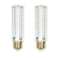 Dimmable 10W T10 Tubular LED Light Bulb Medium Screw Base E26 E27 Corn Light 75W Replacement
