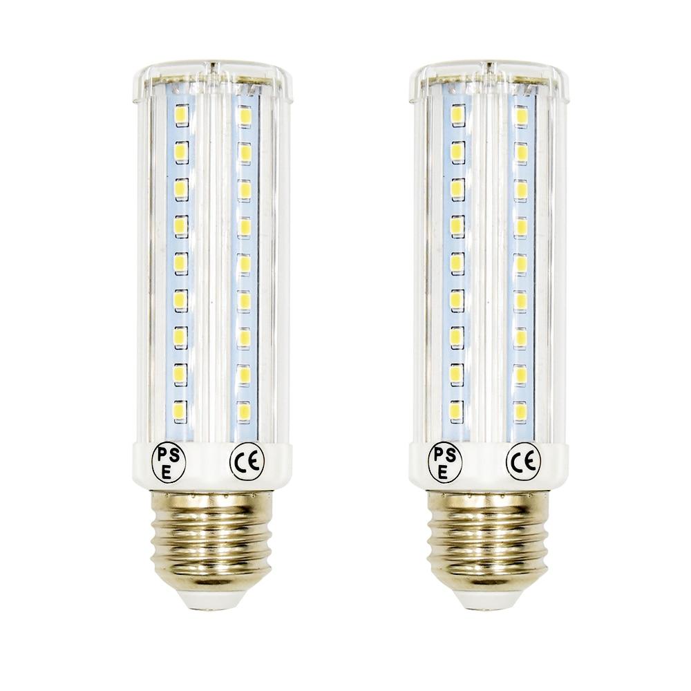 Dimmable 10W T10 Tubular LED Light Bulb Medium Screw Base E26/E27 Corn Light 75W Replacement Bulb. 15w br40 led light bulb not dimmable e27 e26 screw base wide beam angle 120 degrees 100w halogen bulb equivalent