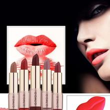 O.TWO.O 2 in 1 Matte Lipstick +Lip Gloss Lips Makeup Waterpr