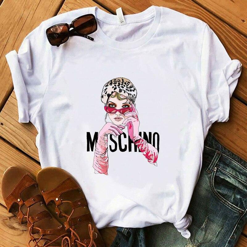Gepäck & Taschen Sexy Leopard Gedruckt T-shirt Tops Frauen O Hals Kurzarm T-shirt Sommer Damen Vogue Brief Drucken Tops Wdc2090 Taschen Mit Griff Oben