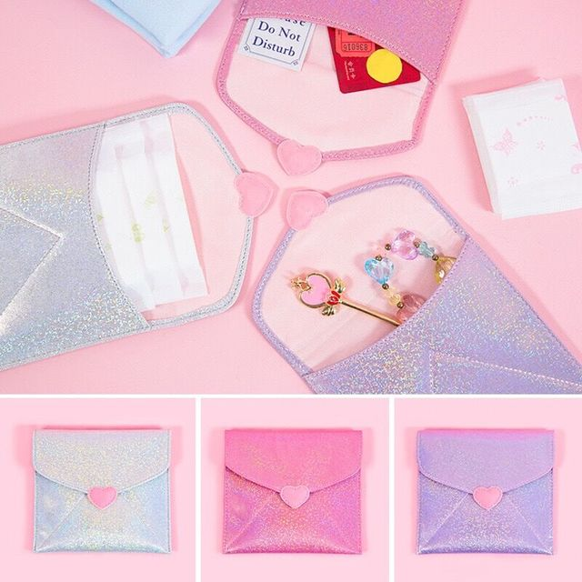Women Sanitary napkin Bag