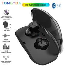 купить X18 Bluetooth Earphones TWS Wireless Headphones Headsets Cordless Headphone Handsfree Earbuds Sports Earphone Phones With Mic дешево