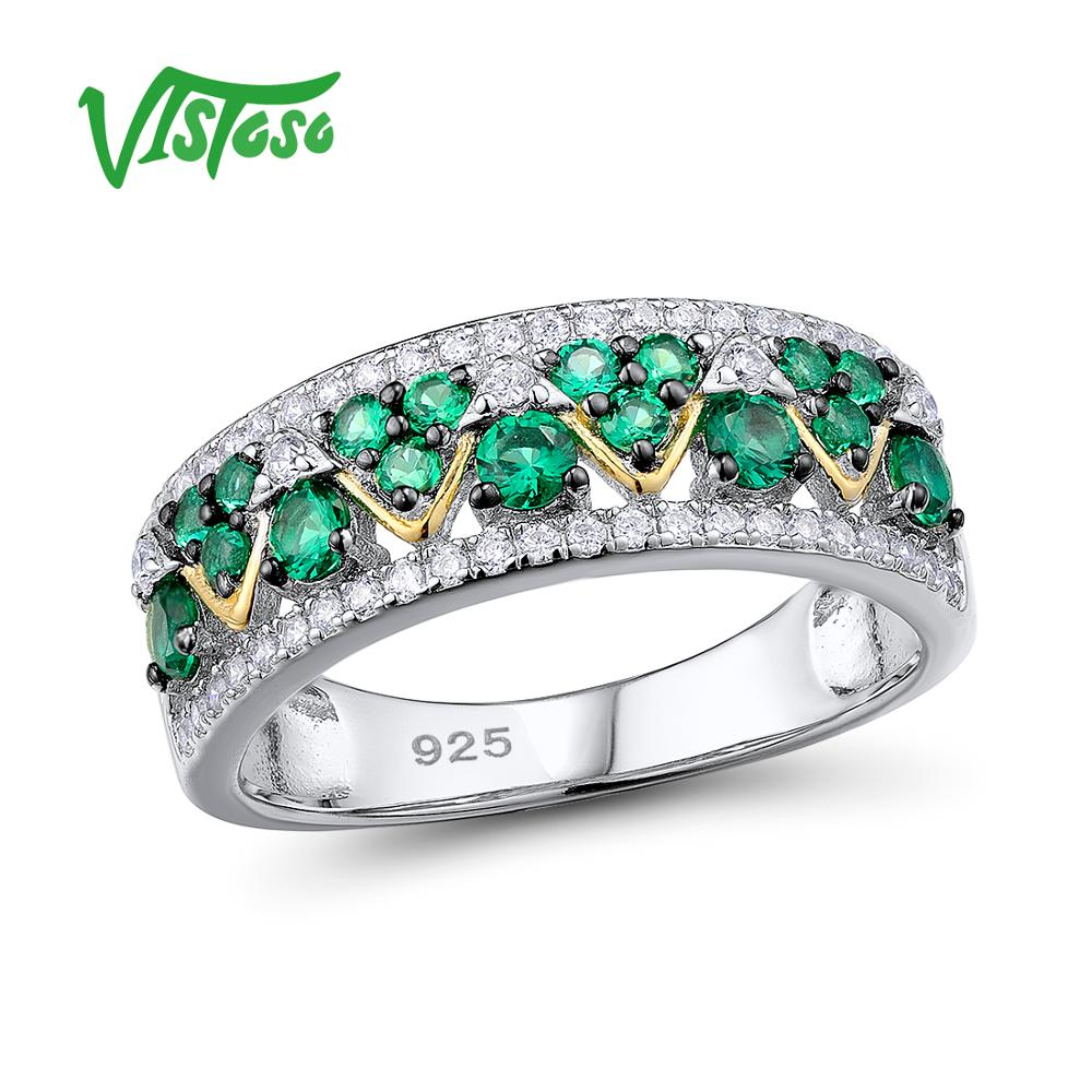 Aliexpress.com : Buy VISTOSO 925 Sterling Silver Rings For
